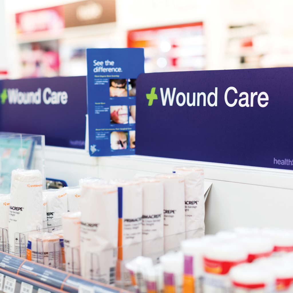 healthSAVE Wound Care