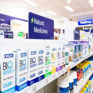 healthSAVE Natural Medicines