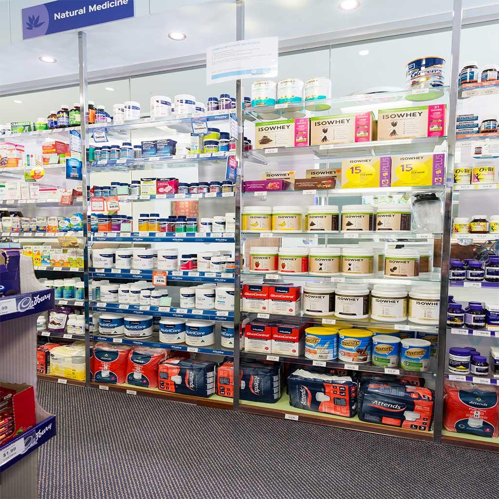 healthSAVE supplements