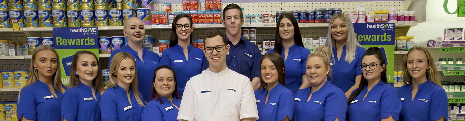 Charlestown Pharmacy Staff