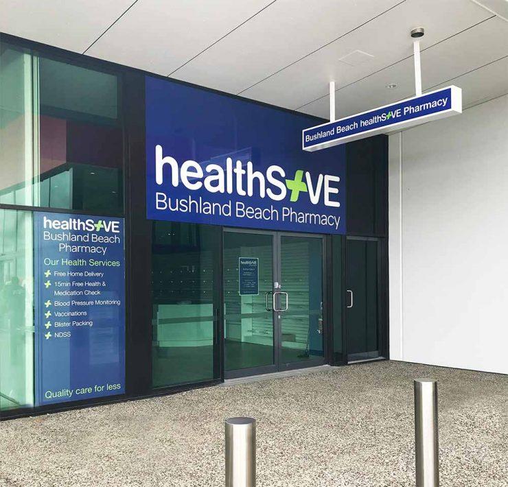 healthSAVE bushland pharmacy