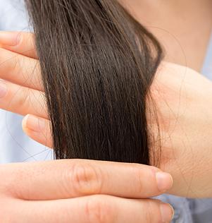 healthy hairs